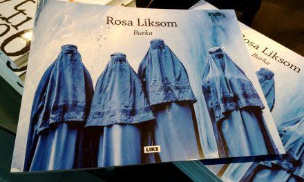 Rosa Liksom 2014 Frankfurt Buchmesse