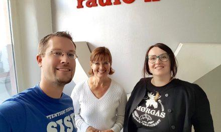 Karolina und René im Studio 13.8.2017 SISU Frankfurt