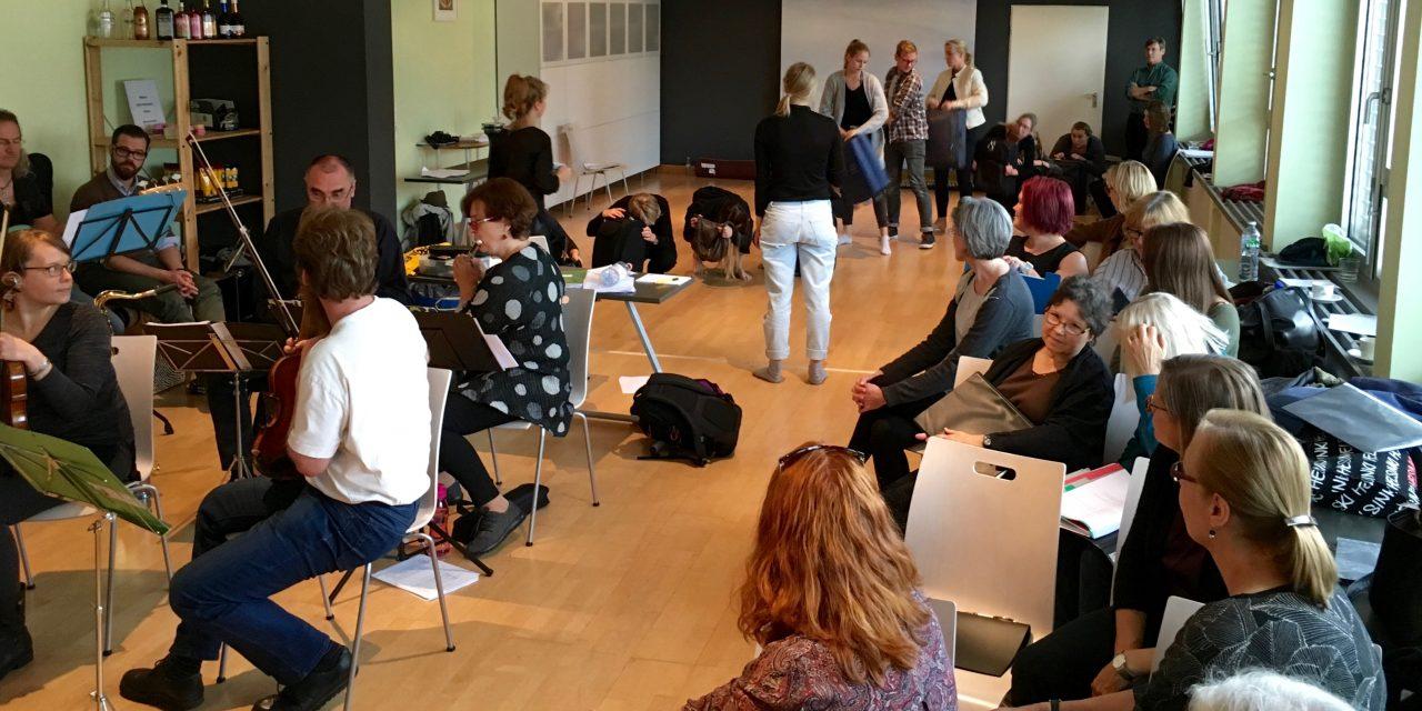 LIEKIT-musikaali projektihaastattelut 2017 Frankfurt