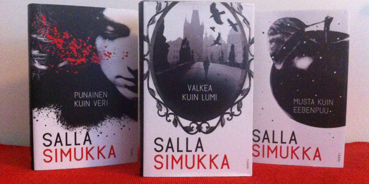 Kirjaesittely: Lumikki Andersson trilogia 3.12.2017