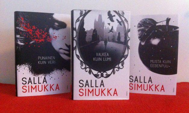 3.12. Kirja esittely: Lumikki Andersson trilogia