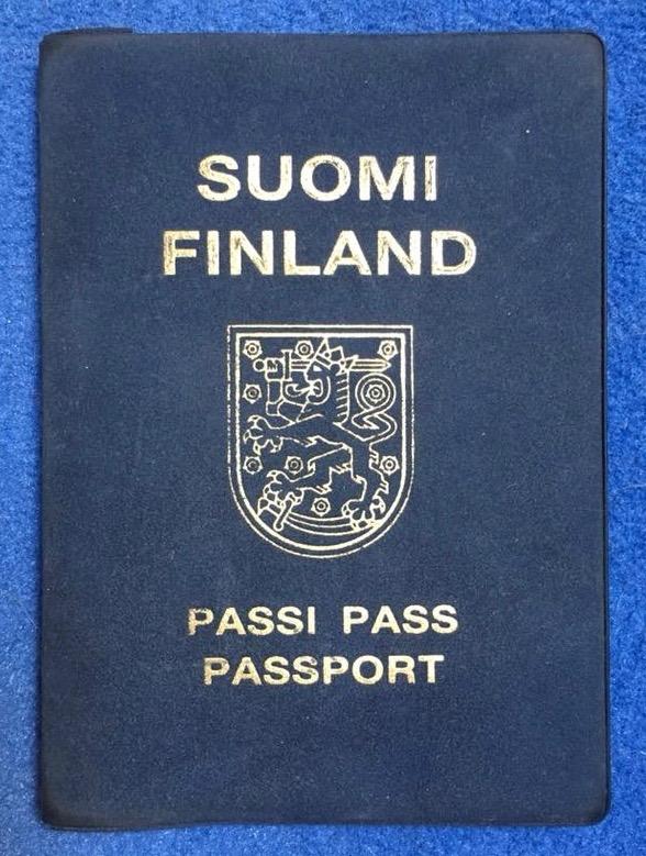 sähköinen passihakemus toimitusaika
