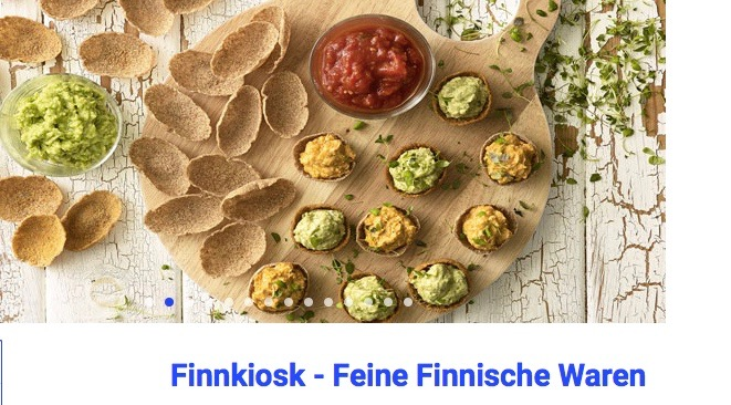 Finnischer Mittsommer-Basar 23.6.2018 Finnkiosk Frankfurt