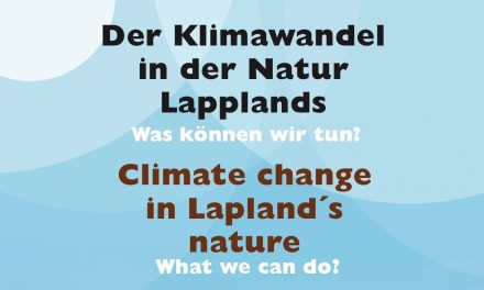 Climate change in Lapland's nature exhibition 18-29.6.2018 Frankfurt