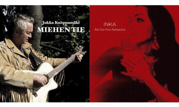 """JUKKA KUOPPAMÄKI & INKA 21.10.2018 """"Days of Respect"""" Frankfurt"""