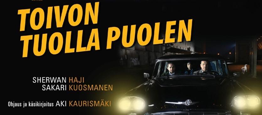"""Open Air Kino Kaurismäki """"DIE ANDERE SEITE DER HOFFNUNG"""" 10.8.2018 Bad Homburg"""