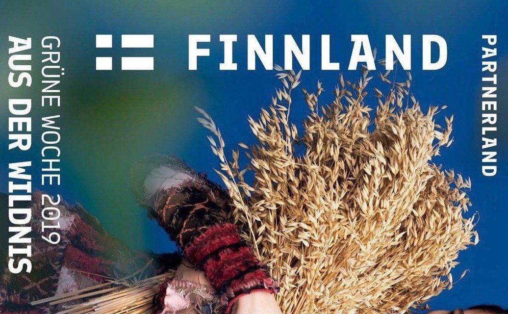 Finnland – Partnerland der Grünen Woche 18-27.01.2019 Berlin