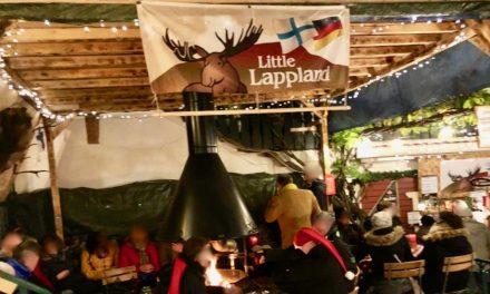 Weihnachtsmarkt der Nationen bis 23.12.2018 Rüdesheim