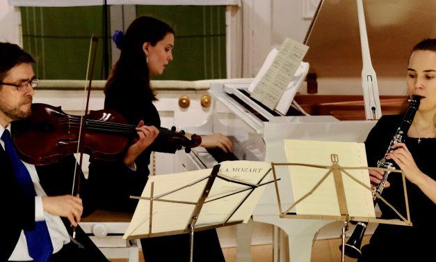 Trio KAH Musik zur Sonnenwende 22.6.2019 Glashütten