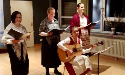 Kulttuuri-iltamat Frankfurtin seurakunnalla 9.3.2019