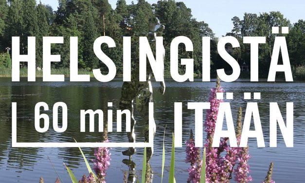 Helsingistä itään 26.5.2019