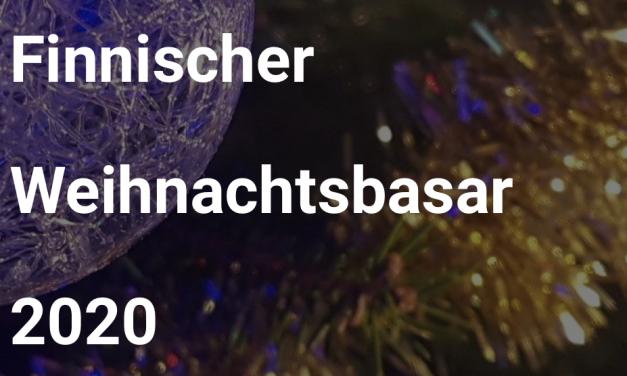 Frankfurtin suomalaisen seurakunnan online-myyjäiset 2020