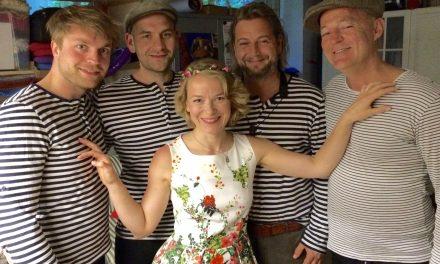VOITA! Finnischer Tango im Galli Theater 2015