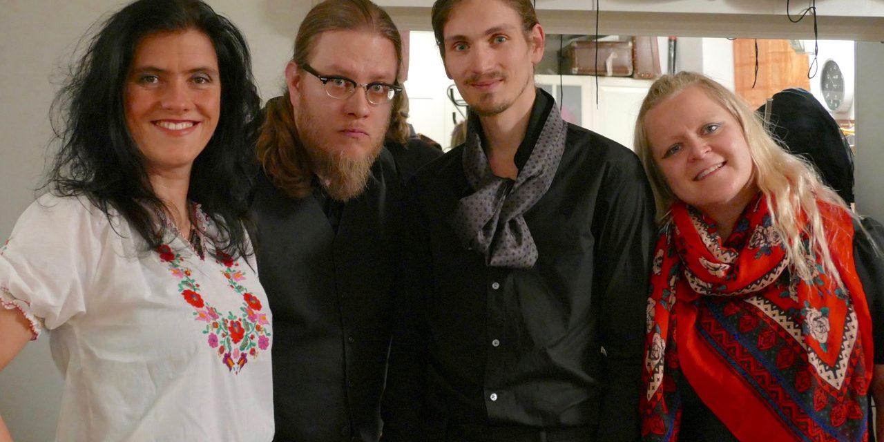 Kallaton finnisch-ungarischer Abend 2015