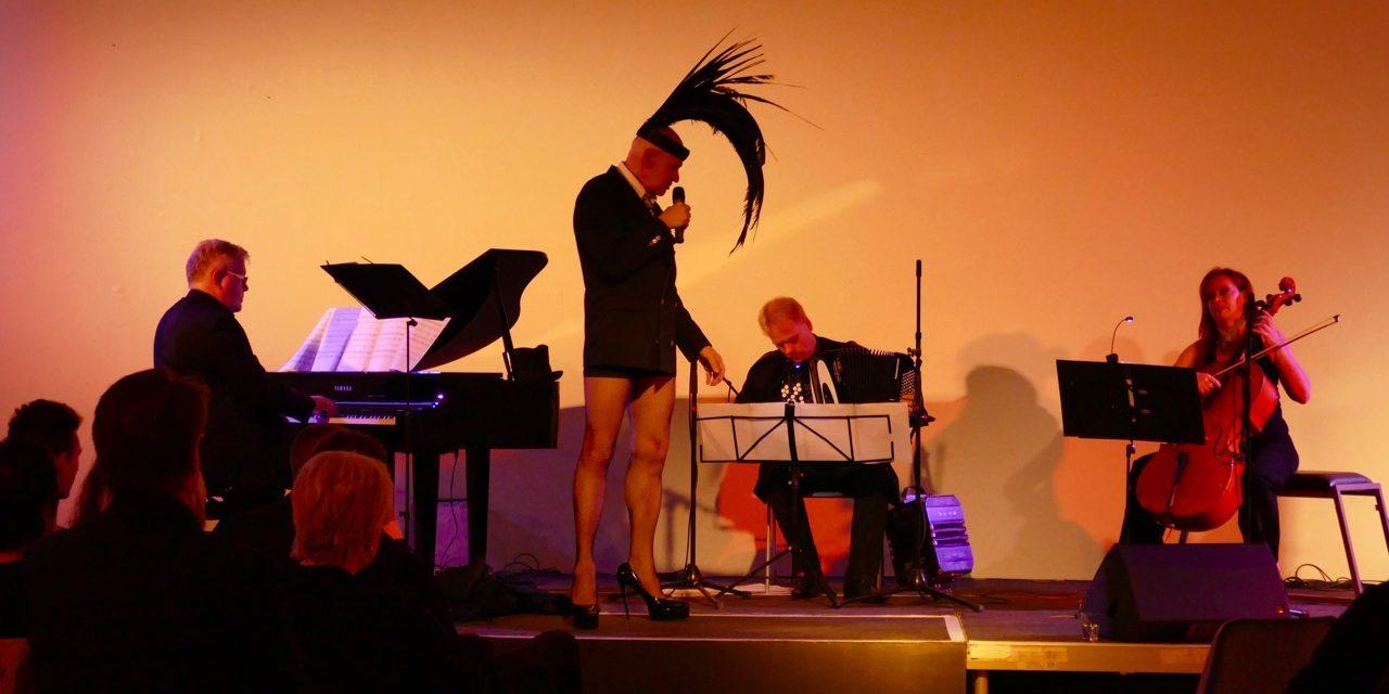 Jorma Uotinen in Berlin 2015
