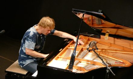 Jazz-Pianist IIRO RANTALA in Frankfurt 2.12.2015