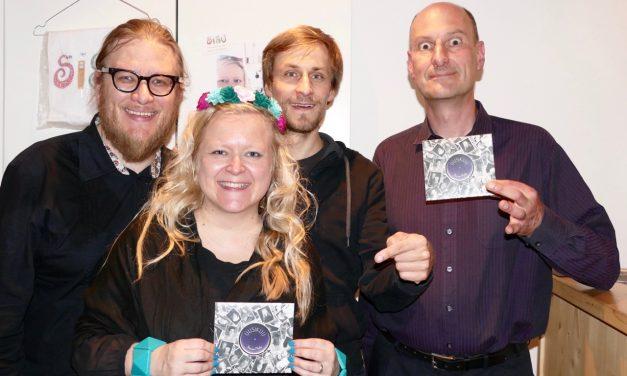 UUSIKUU CD-release Konzert im Galli Theater 3.7.2016