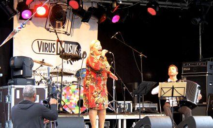 Tuija Komi auf Museumsuferfest 2013