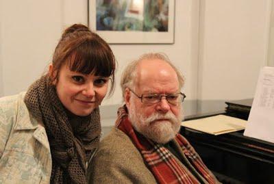 SYLEILY – Kaj Chydenius & Minja Koski 2012