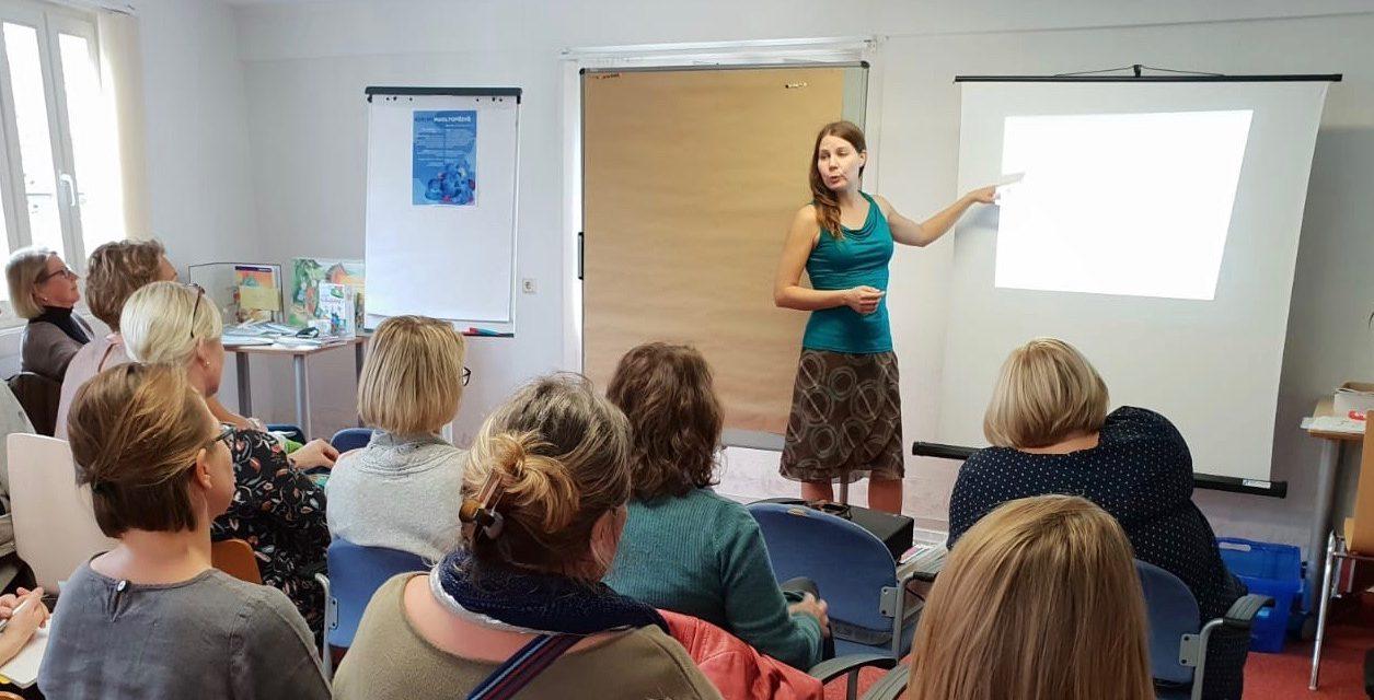 Suomi-koulun kielenhuoltopäivä 30.9.2018
