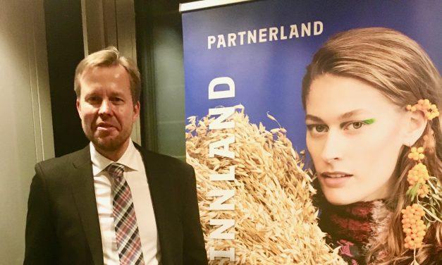 MTK Klaus Hartikainen ja Maarit Kaasinen 9.12.2018