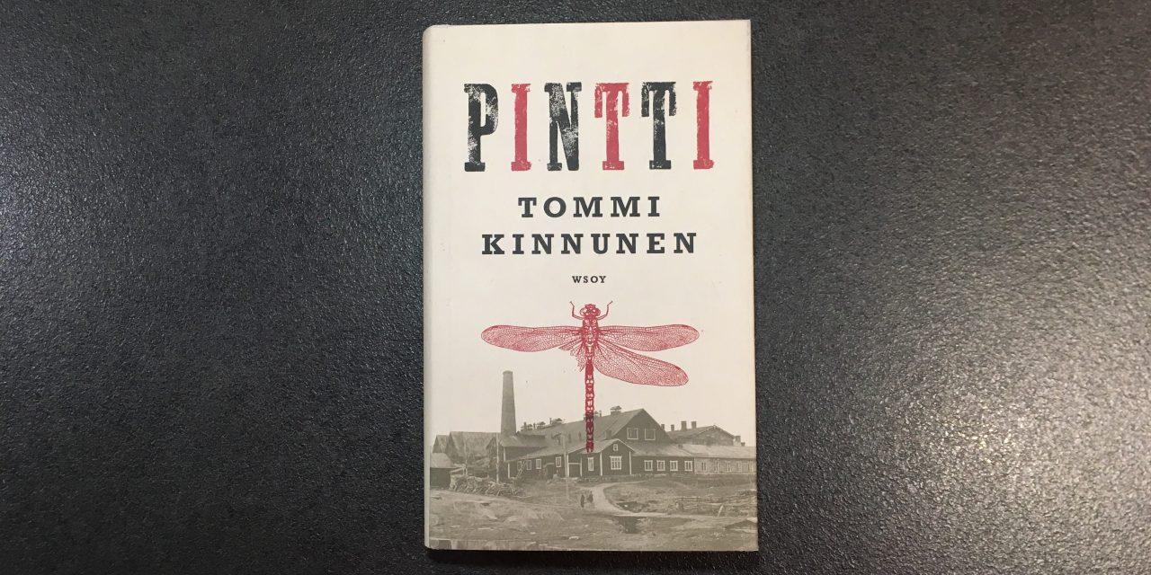 Kirjaesittelyssä Pintti 6.1.2019