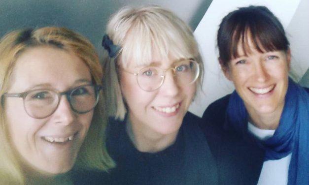 Studiovieraana Leena Ylönen 8.9.2019