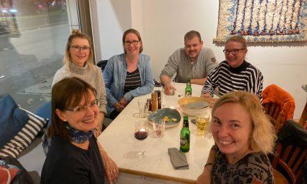SISUn koulutusilta 21.10.2019 Frankfurt