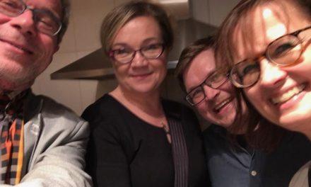 Speltti-kuningas, Suomi-kokki ja Miksei Mikkeli? Kirsin ohjelmassa 12.1.20