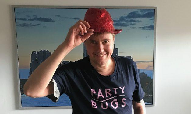 Pasi P. Porkka Party Bugs 31.01.2020