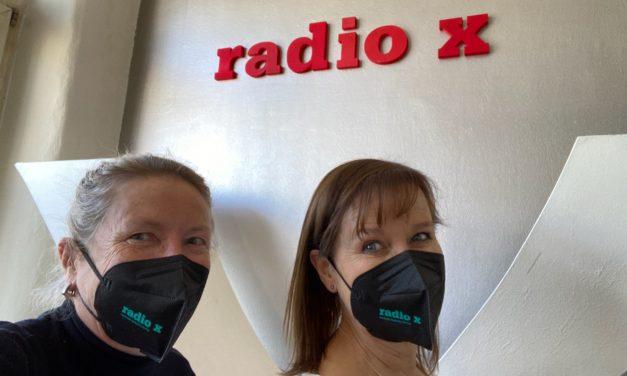 radio X Masken – SUPPORT YOUR LOCAL RADIO 2021
