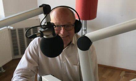 Joachim Diesner als Studiogast 28.03.2021