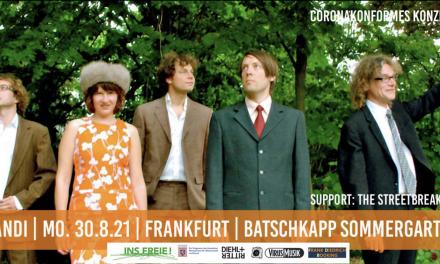 BÄNDI Open Air 30.08.2021 Batschkapp Frankfurt