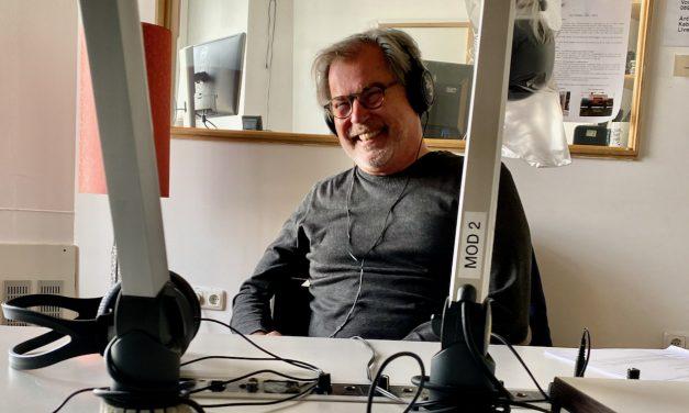 Studiokommentaattori Georg Myllynen 17.10.2021